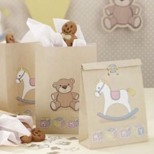 ukrasne kese za rodjendane na temu konjic, dekorativne kese za poklone