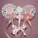 dekoracija balerina za rodjendane